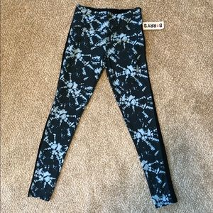 Barry's Bootcamp Crop workout leggings